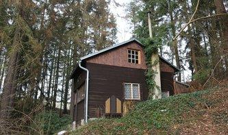 Prodej trempské chaty v blízkosti Jihlavy