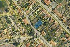 Prodej, Pozemky pro bydlení, 592m² - Popice s povolením ohlášené stavby RD 4+kk, Ev.č.: 00017