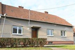 Prodej, Rodinné domy 3+1, 103 m² -Křižanovice, půdní prostor 100m2, sklep 60m2, Ev.č.: 00049
