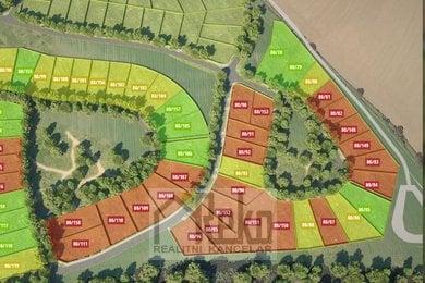 Prodej, Pozemky pro bydlení, 1279m² - Vysoký Újezd, Ev.č.: 01602-7