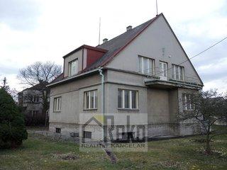 Prodej prvorepublikového domu v Dobřichovicích