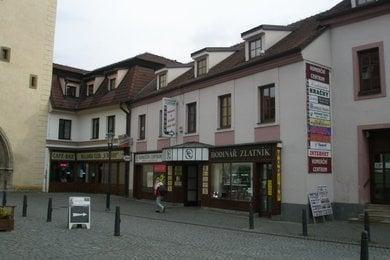 Pronájem, Obchodní prostory, 27m² - Beroun, Ev.č.: 1492-1