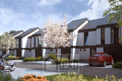 Prodej, Rodinné domy, 124m² - Vysoký Újezd, Ev.č.: 01792