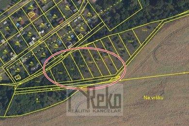 Prodej, Pozemky pro bydlení, 394m² - Králův Dvůr - Karlova Huť, Ev.č.: 01856-1