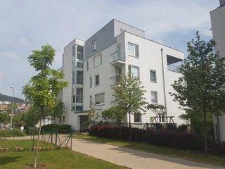 Prodej bytu 2+kk+terasa+zahrádka Beroun-Město