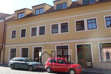 Pronájem, Obchodní prostory, 208m² - Beroun-Centrum, Ev.č.: 01836-1