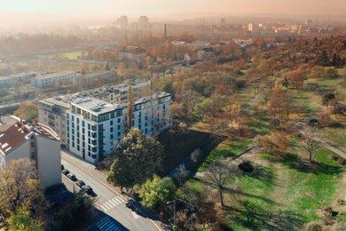 Prodej, Byty 1+kk, 37m² - Praha 8, Ev.č.: 01971