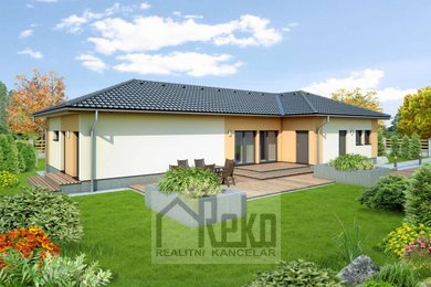 Prodej, Domy na klíč, 162m² - Beroun, Ev.č.: 01978-1