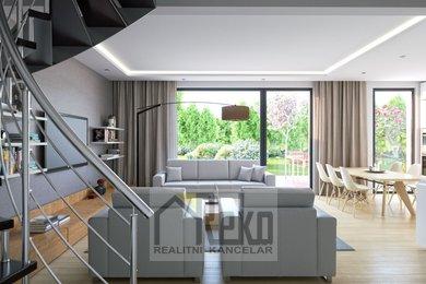 Prodej, Rodinné domy, 120m² - Beroun-Město, Ev.č.: 01636-4