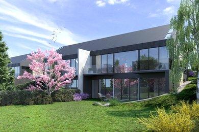 Prodej, Vila, 119m² - Vysoký Újezd, Ev.č.: 01998