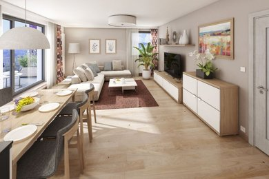 Prodej, Byty 2+kk, 68m² - Beroun-Město, Ev.č.: 02013-1