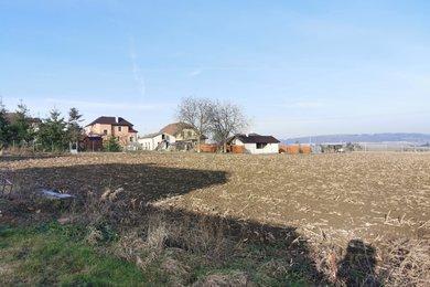 Prodej, Pozemky pro bydlení, 1000m² - Újezd, Ev.č.: 02055