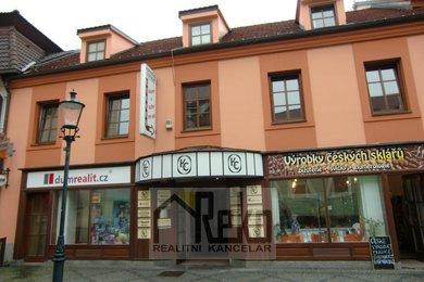 Pronájem, Kanceláře, 39m² - Beroun-Centrum, Ev.č.: 02058