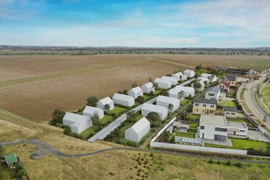 Prodej, Pozemky pro bydlení, 405m² - Praha - Kolovraty, Ev.č.: 02061