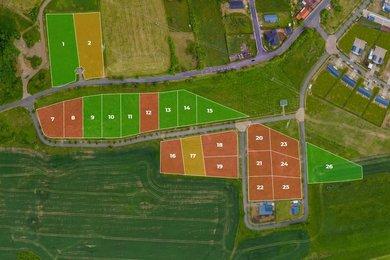 Prodej, Pozemky pro bydlení, 1199m² - Vysoký Újezd, Ev.č.: 02062