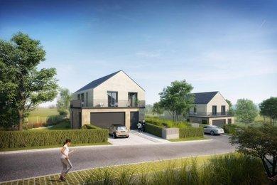 Prodej, Rodinné domy, 236m² - Vysoký Újezd, Ev.č.: 02063