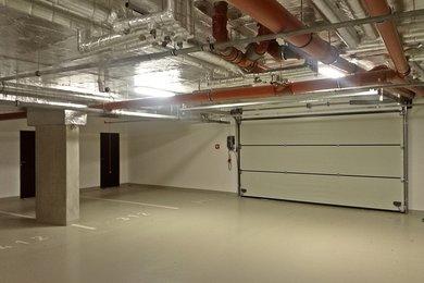 Pronájem, Garážové stání, 12m² - Beroun-Město, Ev.č.: 01975-2