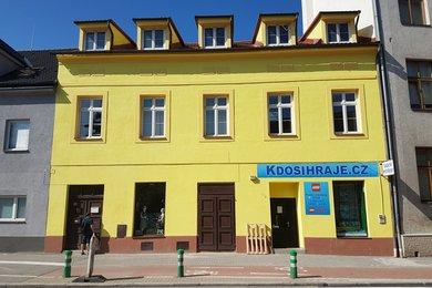 Pronájem, Kanceláře, 33m² - Beroun-Město, Ev.č.: 1587-2