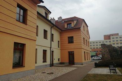 Pronájem, Byty 1+kk, 29m² - Beroun-Město, Ev.č.: 01921-6