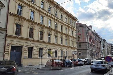 Prodej, Byty 2+kk, 40m² - Praha - Smíchov, Ev.č.: 02081