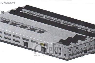 Pronájem, Výroba, 913m² - Zdice, Ev.č.: 02085