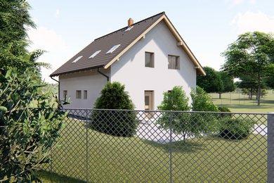 Prodej, Rodinné domy, 152m² - Málkov, Ev.č.: 02097