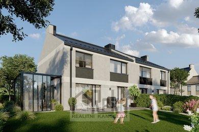 Prodej, Rodinné domy, 138m² - Strančice, Ev.č.: 02105
