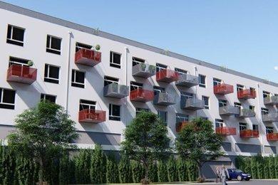 Prodej, Byty 2+kk, 36m² - Beroun-Město, Ev.č.: 02109-8