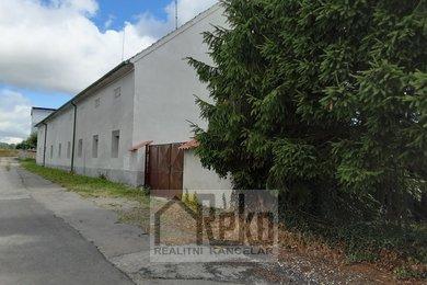 Prodej, Zemědělská usedlost, 1030m² - Železná, Ev.č.: 02141