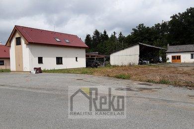 Prodej, Pozemky pro bydlení, 550m² - Nižbor, Ev.č.: 02142