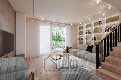 Prodej, Rodinné domy, 76m² - Řehenice - Babice, Ev.č.: 02145