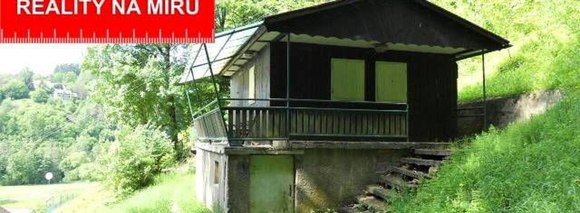 Rekreační chatka v malebném okolí Jizery, Ev.č.: N45159