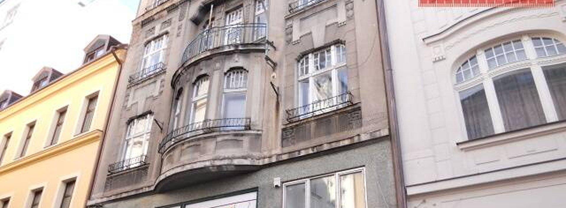 Pronájem bytu v centru města 4+1, 120m², Ev.č.: N45945