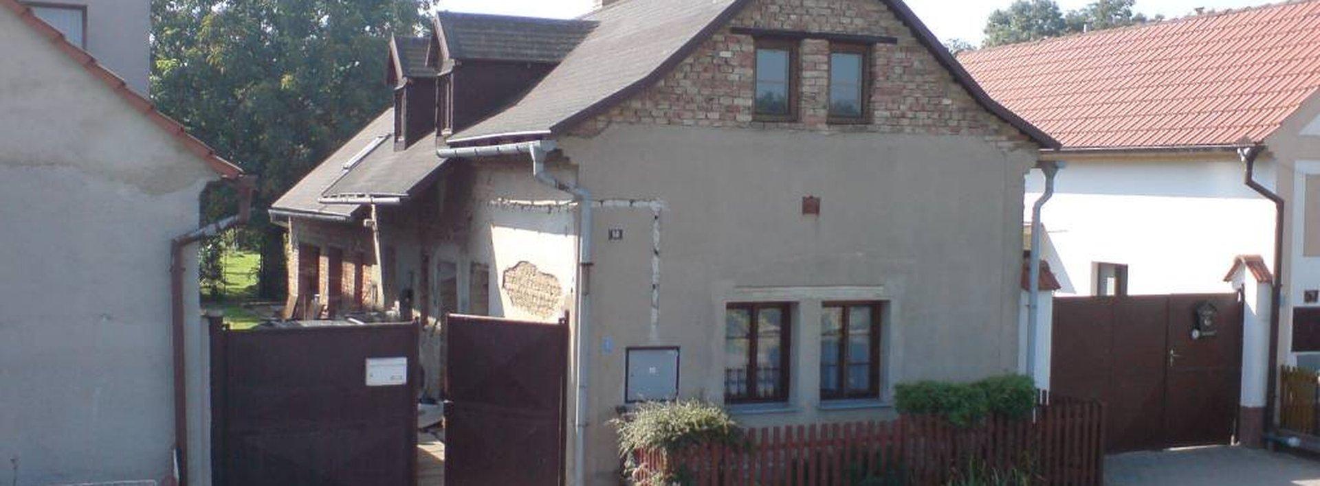 Dům pro Váš budoucí domov nebo rekreaci v Rochově u Brozan nad Ohří, Ev.č.: N00141