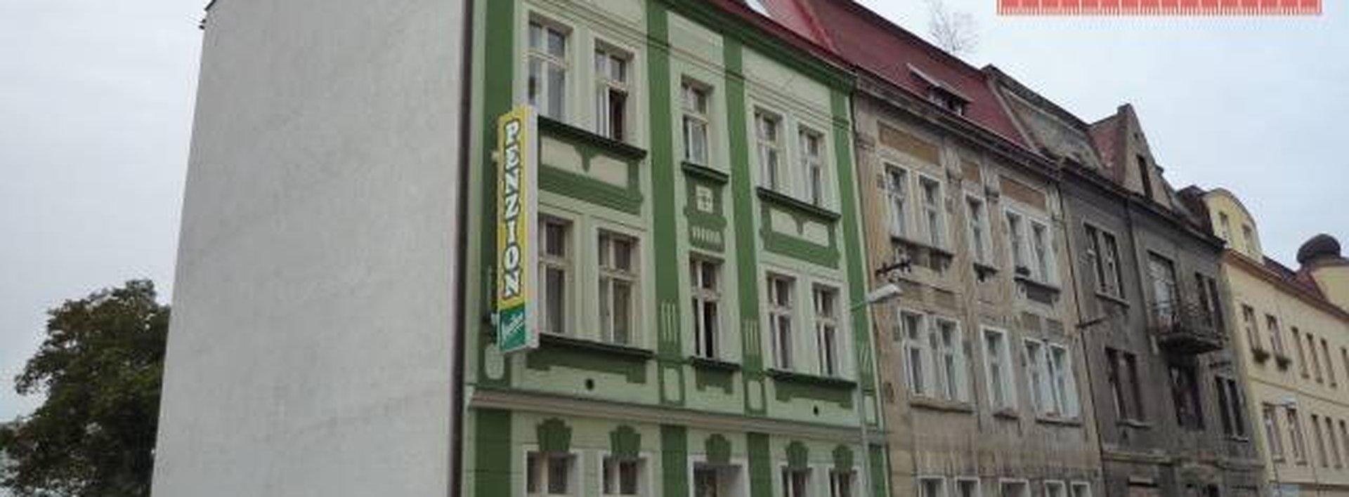 Prodej, dům činžovní, 490m², Československých legií, Trnovany, Teplice., Ev.č.: N00249