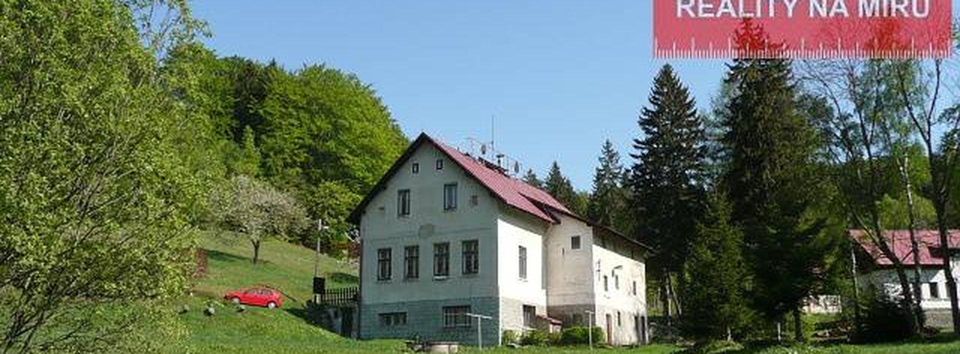 Prodej penzionu s restaurací,Desná II., Ev.č.: N46883
