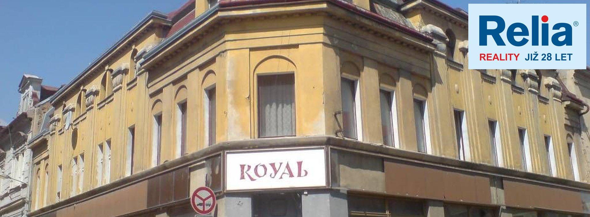 Prodej, nemovitost, 520m², ul. Míru, Duchcov., Ev.č.: N46953