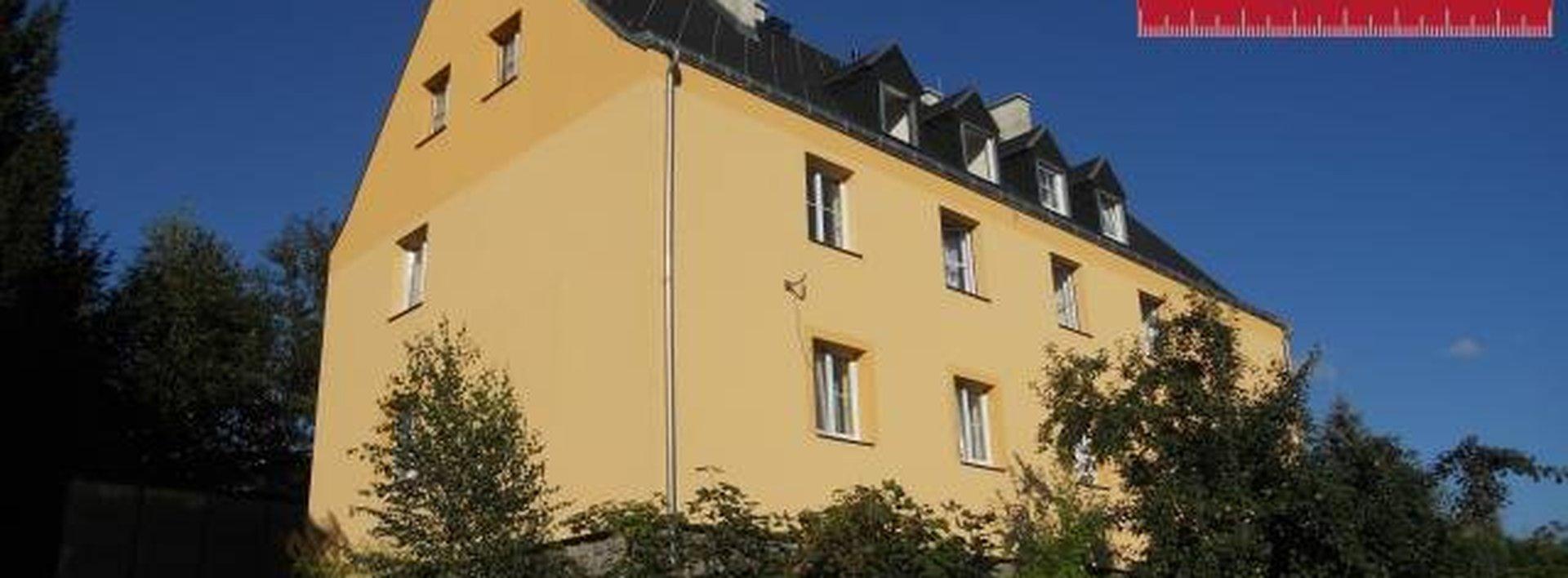 Slunný byt 3+kk v cihlovém domě, JBC - Vrkoslavická ul., Ev.č.: N45849