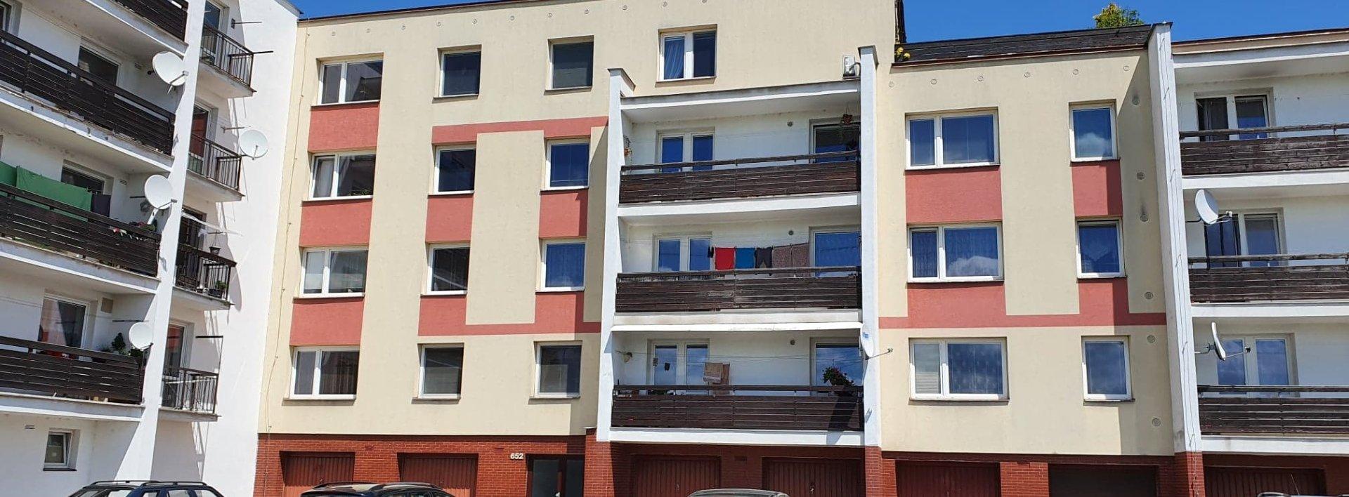 Prodej cihlového bytu 4+1 s lodžií, 106,8 m² -  Lázně Bohdaneč (klidná část - Za Sokolovnou), Ev.č.: N49072
