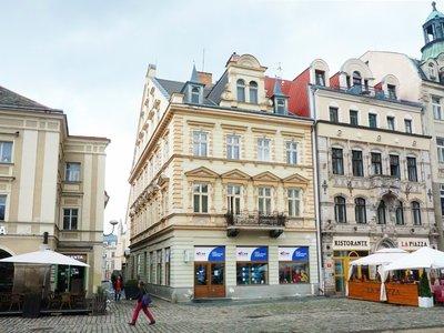 Pronájem, Kanceláře, 50m² - Liberec II-Nové Město