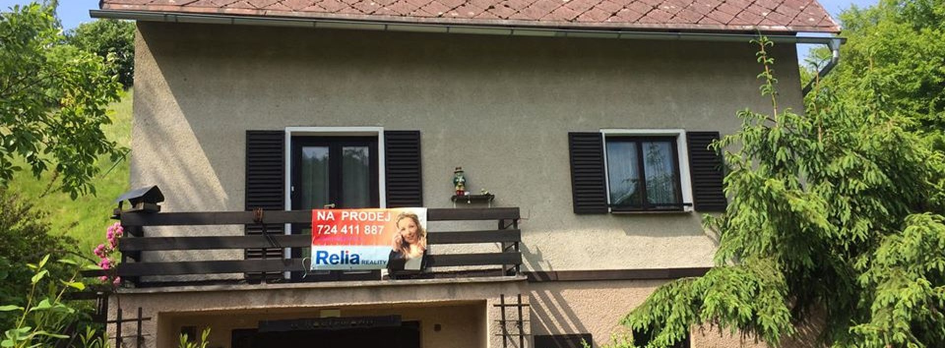 Prodej hezké, útulné nemovitosti v Kryštofově Údolí, Ev.č.: N49081