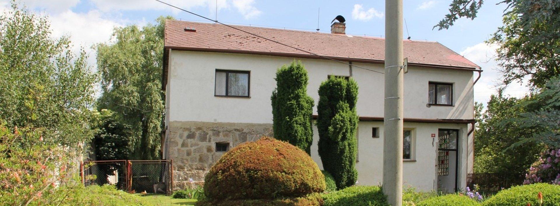 Prodej zajímavého rodinného domu, 234 m², Ev.č.: N49088
