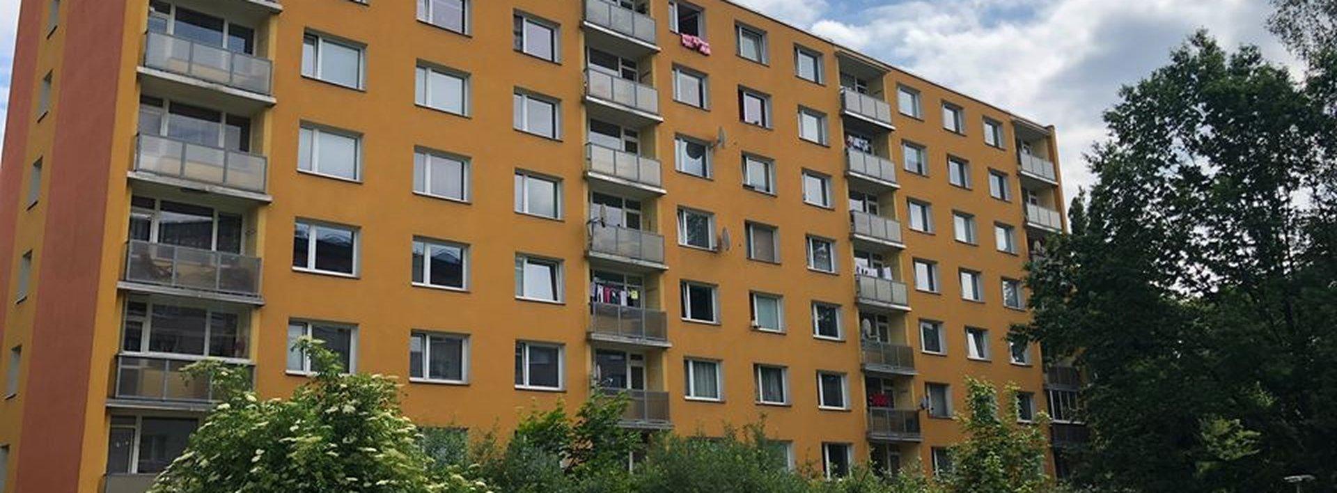 Prodej bytu 2+1/L v OV, v Liberci - ul. Odřichova, Ev.č.: N49093