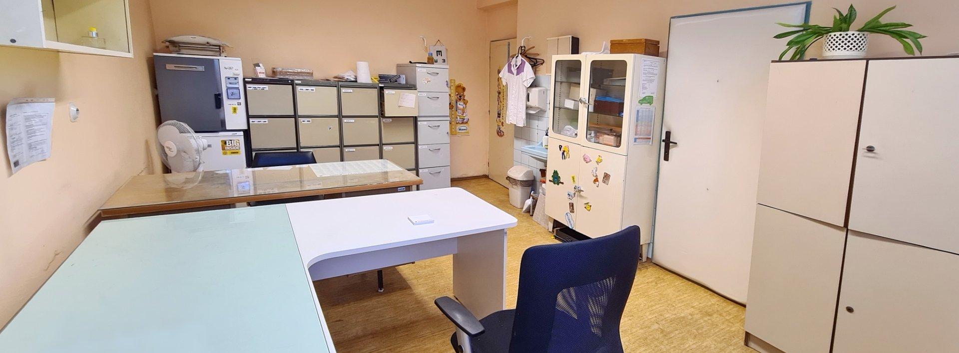 Pronájem - dvě místnosti s možností propojení, Ev.č.: N49099