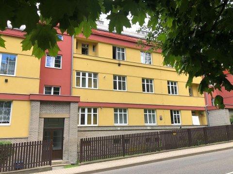 Pronájem bytu Kubelíkova