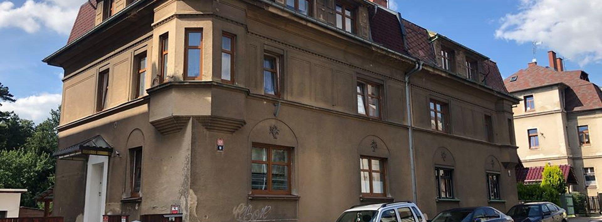 Prodej rodinného bytového domu v centru Rumburku, Ev.č.: N49128