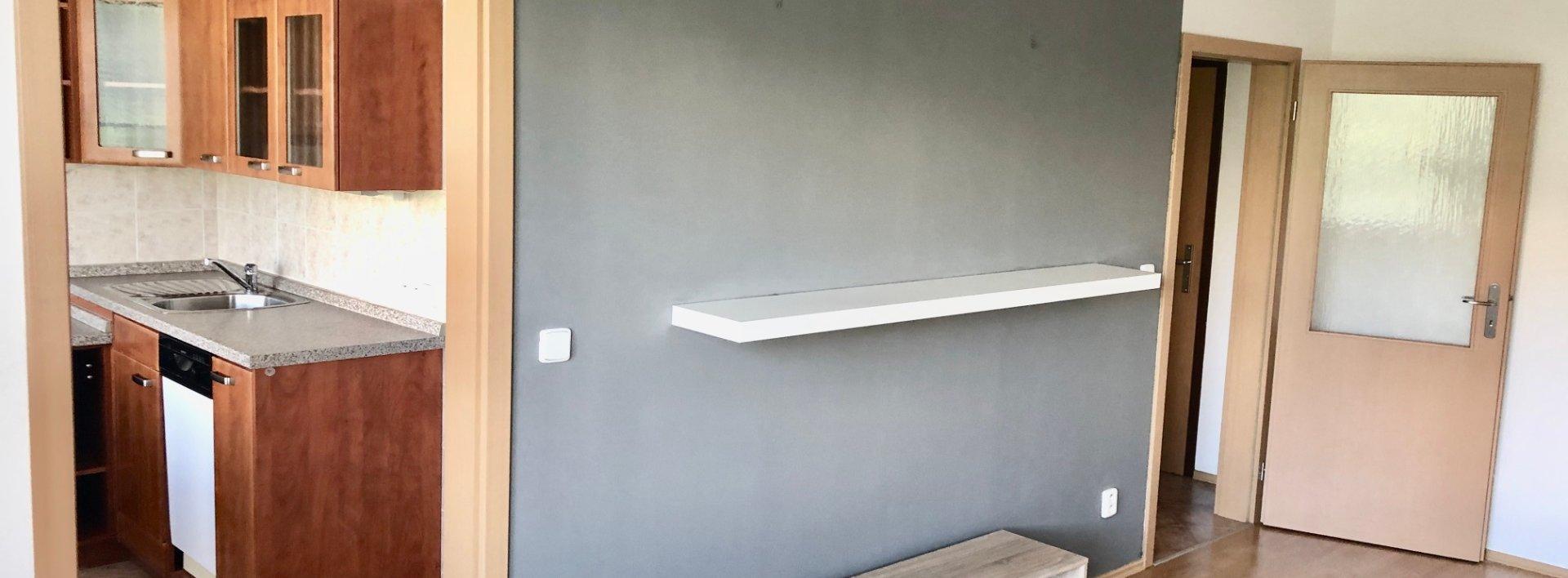 Pronájem bytu 1+1, 38 m² - Liberec, ul. Pastelová, Ev.č.: N49131
