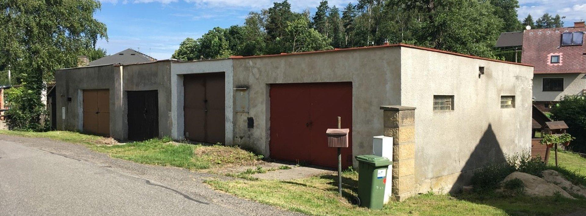 Prodej garáže 30 m², Ev.č.: N49134