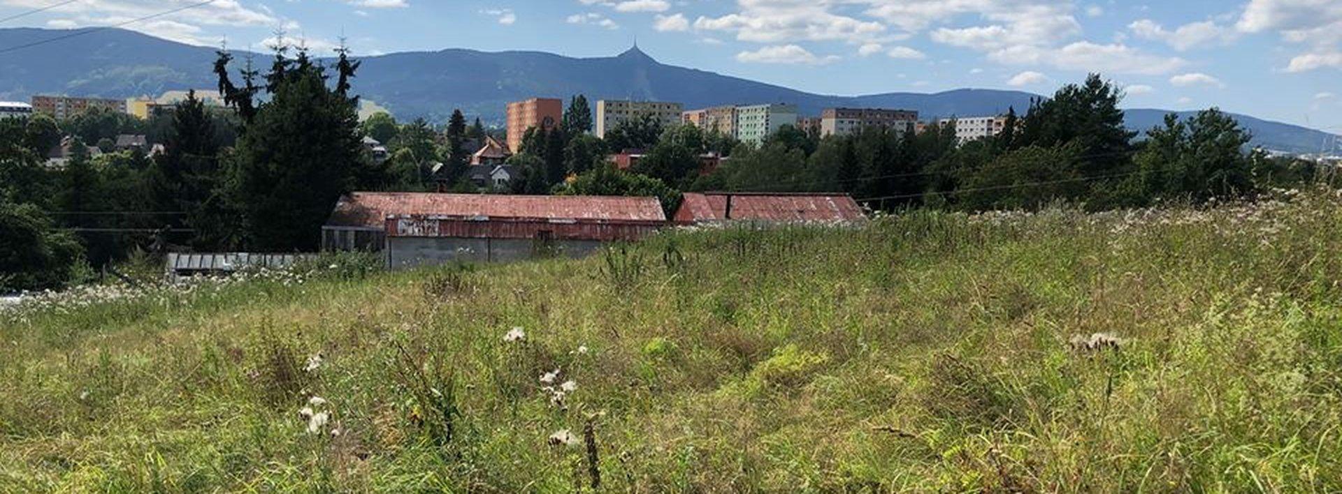 Hezký, slunný pozemek v Liberci - Vesci, ul. Vyhlídková, Ev.č.: N49145