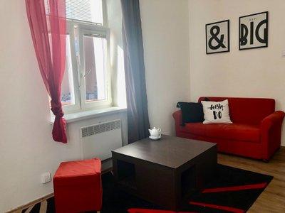 Pronájem, Byty 1+1, 32m² - Liberec VI-Rochlice